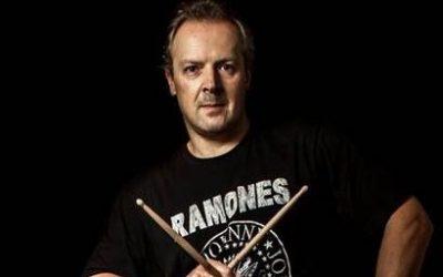 Neuer Drummer Oli